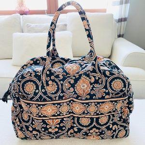 Vera Bradley Iconic Weekender Travel Bag 🧳